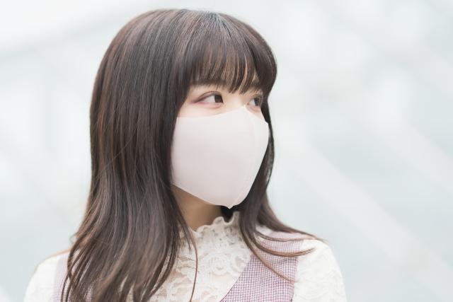 マスク老け