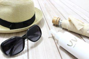 ■シミ予防・対策にオススメなアイテム 日焼け止め・日傘
